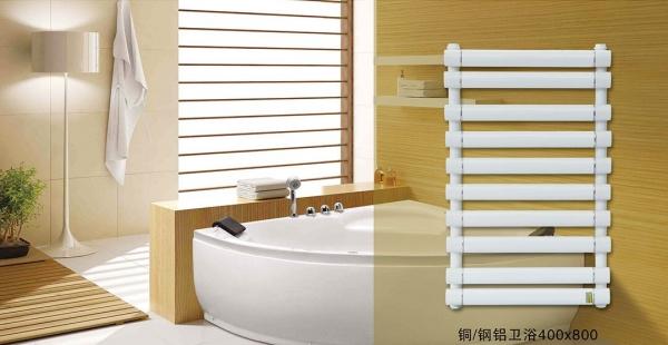 卫生间暖气片正确的放水方法
