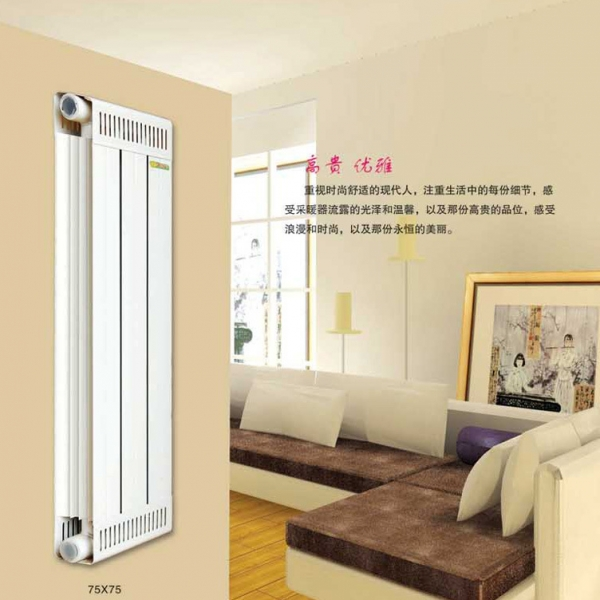 优质钢铝复合暖气片厂家